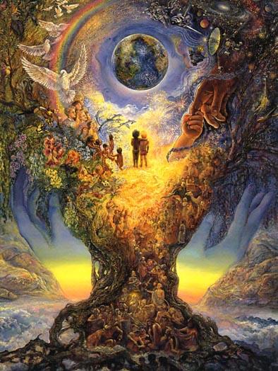 Millenium Tree (Tree of Peace)